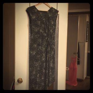 Black sparkly dress size 8